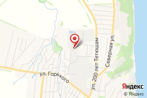 Адрес Тетюши-Водоканал на карте