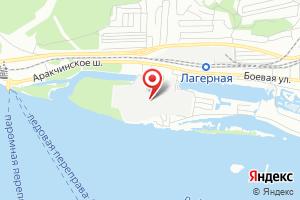 Адрес Волжский водозабор на карте