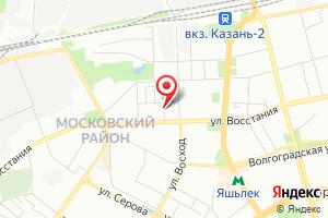 Адрес Ремстрой на карте