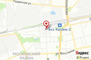 Адрес УК Горгаз на карте