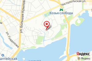 Адрес МУП Водоканал управление по эксплуатации гидротехнических сооружений на карте