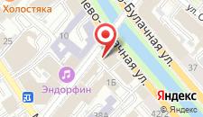 Отель Булак на карте