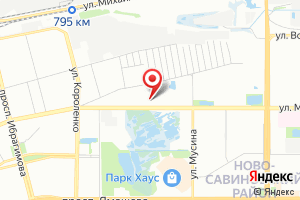 Адрес Контакты на карте