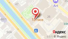 Отель Luciano Residence на карте