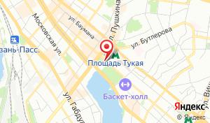 Адрес АК БАРС-Мед