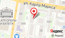Хостел Blizzzko Marks на карте