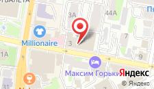 Бутик-Отель The Volga House на карте