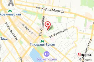 Адрес МУП Водоканал, центр приема и выдачи документов на карте