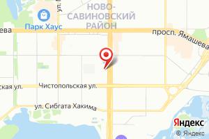 Адрес Городская служба откачки на карте