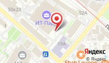 Отель ИТ-Парк на карте