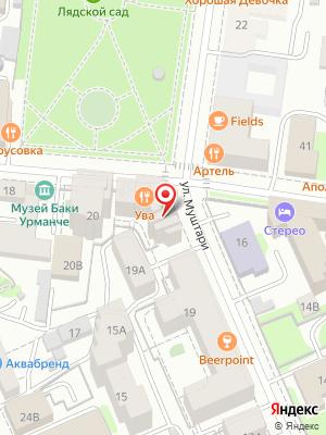 Кофейный дом Гурме на карте