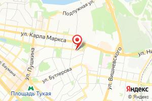 Адрес МУП Водоканал на карте