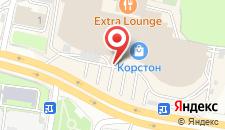 Отель Корстон Роял Казань на карте