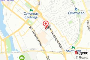 Адрес Нева-Принт на карте