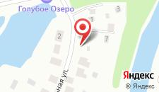 Санаторий Крутушка на карте