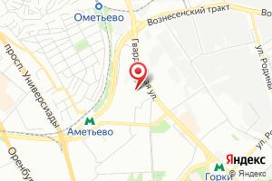 Адрес ГазГор на карте