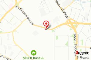 Адрес НП-Сервис на карте