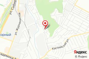 Адрес СНТ Водоканал на карте