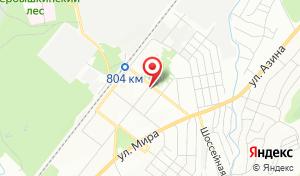 Адрес ЕРЦ Дербышки