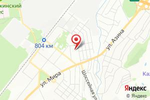Адрес Эпу Приволжскгаз Кэгс Дербышки на карте