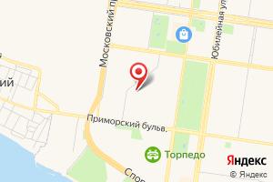 Адрес О2 на карте