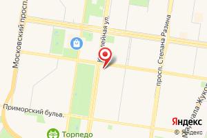 Адрес Автоград-водоканал на карте