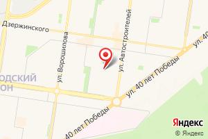 Адрес Browissimo на карте
