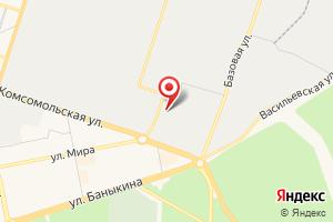 Адрес Торгово-монтажная фирма Аква+ ТЛТ на карте