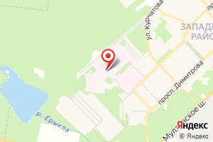 Адрес ФВЦМР корпус № 12, станция газификации на карте