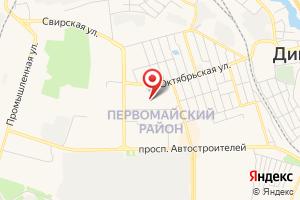 Адрес ГРП № 11 на карте
