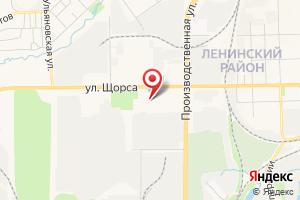 Адрес Межрегиональная распределительная сетевая компания Центра и Приволжья, Кировэнерго, Южные электрические сети на карте