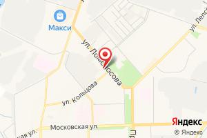 Адрес Энергострой на карте