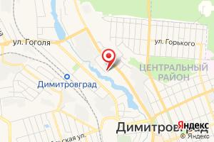 Адрес Электрическая подстанция Льнокомбинат на карте