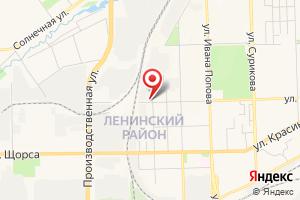 Адрес Горэлектросеть на карте