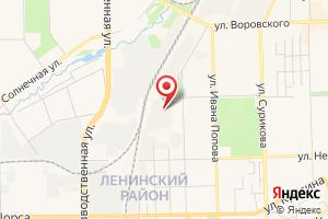 Адрес Региональная сеть на карте