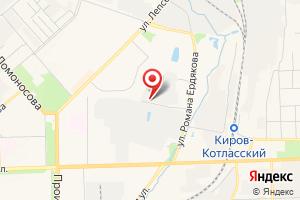 Адрес ВТК Энерго на карте
