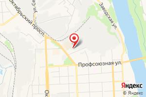 Адрес РСТ на карте