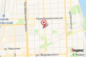 Адрес МРСК Центра и Приволжья, Кировэнерго на карте