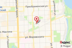 Адрес Обслуживание газового хозяйства на карте