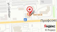 Бутик-Отель Bliss Hotel & SPA на карте