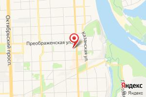 Адрес Леконт на карте