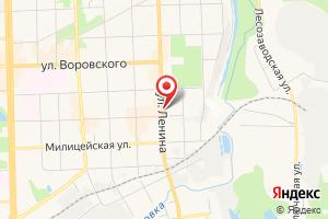 Адрес Газпром межрегионгаз Отдел по работе с населением на карте