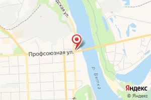 Адрес Нэп на карте