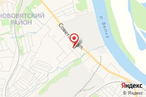 Адрес Кировсвет на карте