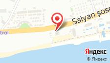 Курортный отель Aysberq Resort на карте