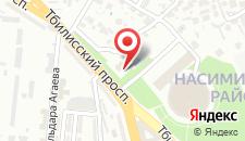 Гранд Отель Европа на карте