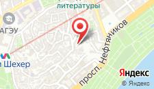 Бутик-Отель Museum Inn на карте