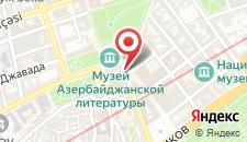 Гостевой дом Бульвар на карте