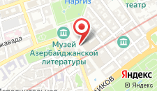 Апартаменты Boulevard and Residences на карте