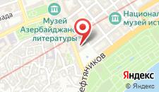 Апартаменты Проспект Нефтяников на карте